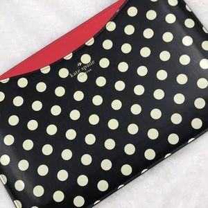 "Kate Spade Polka Dot 11"" MacBook Air Case"